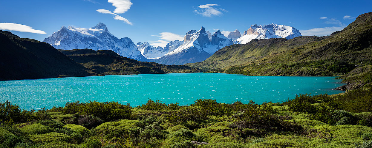 Just another panoramic view at Torres del Paine National Park